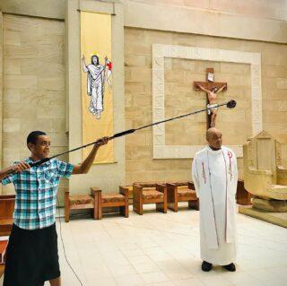 It's never to early to teach your kids your trade! #mokofiji #catholicchurchfiji
