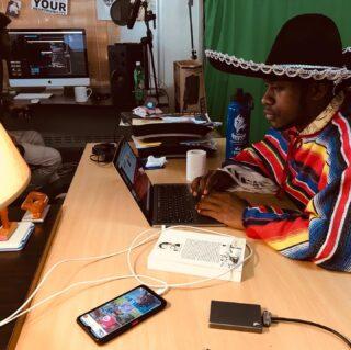 """It's a """"mariachi"""" sorta day! 😂😂😂 #mokofiji #filmfiji #fijicinematography"""