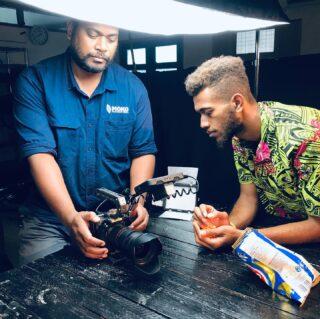 Working on a little something! 😁😁#fijicinematographer #filmfiji #mokofiji #tvcommercialfiji
