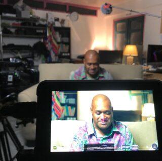 Katolika TV in production.